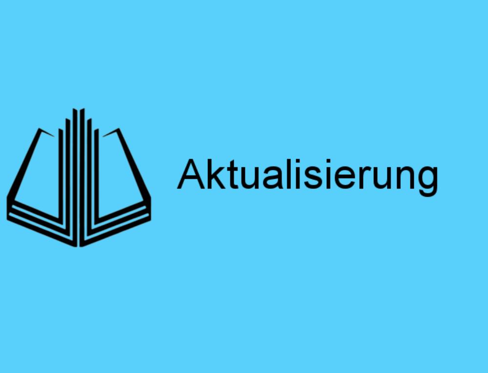 Aktualisierung – Nachschreiben und Hausaufgabenzimmer