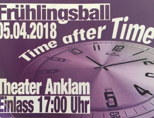 Der Frühlingsball 2018