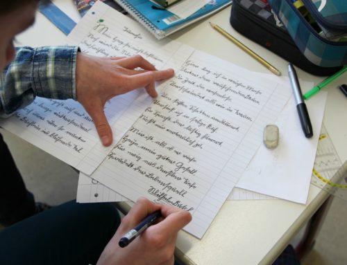 Projekt Kalligraphie
