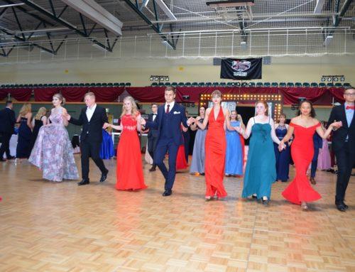 Abiball am Lilienthal-Gymnasium Anklam 30.06.2018