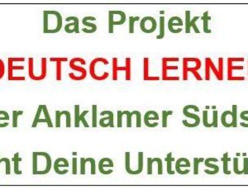Projekt DEUTSCH LERNEN