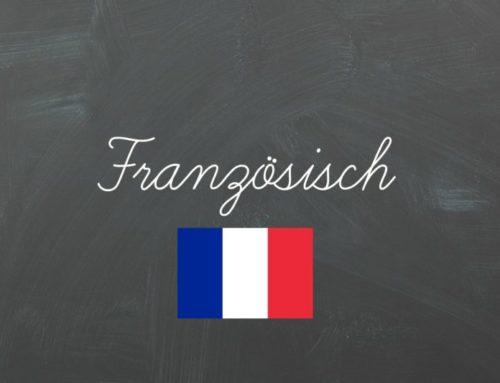Meldung von der Fachschaft Französisch