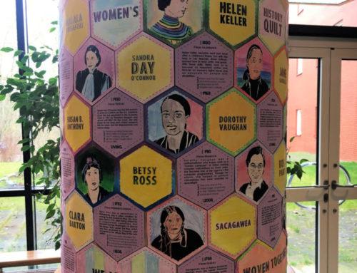 Jede / jeder entdeckt den Feminismus auf seine / ihre Weise