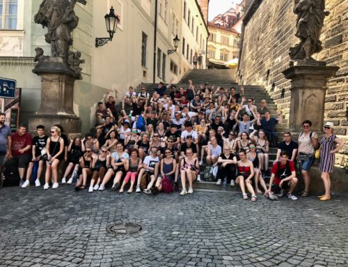 Studienfahrt 2019 nach Prag