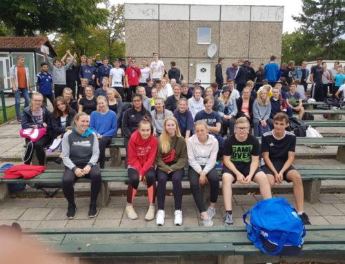 Sportfest der Gymnasien