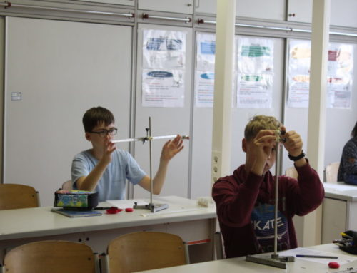 Physikwettbewerb 2019