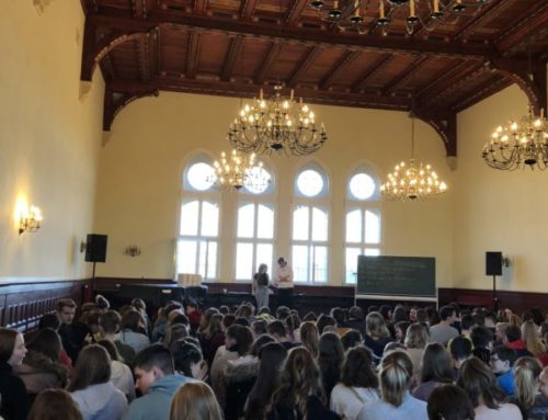 Schülervollversammlung 2020