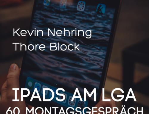 "60. Montagsgespräch ""iPads am LGA"""