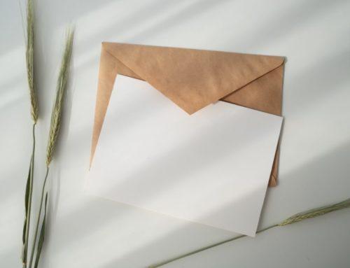 Neuer Brief vom Schulleiter