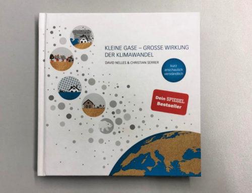 Kleine Gase – Große Wirkung: Der Klimawandel