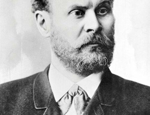 Der 125. Todestag von Otto Lilienthal